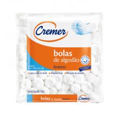 ALGODÃO BOLAS CREMER